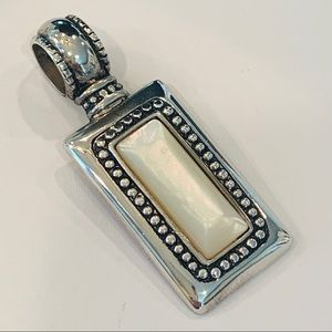 💐5/35 Premier designs mother of pearl pendant